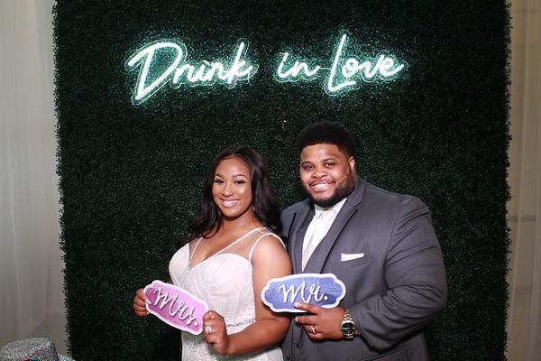 Mr. & Mrs. Johnny Patrick