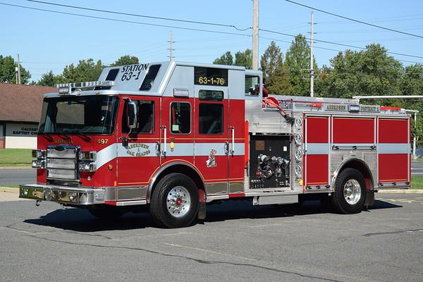 Oak Shades Fire Company(Aberdeen) Station 63-1