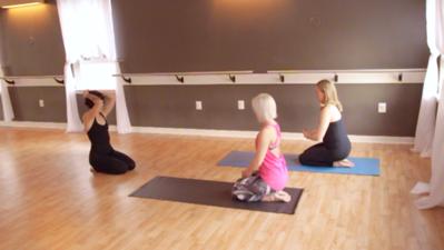 Christen's Yoga Photos