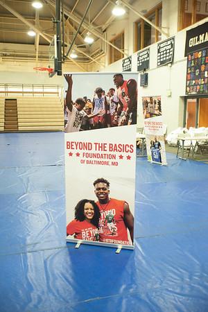 Brandon Copeland's 4th Annual Beyond the Basics Football Camp