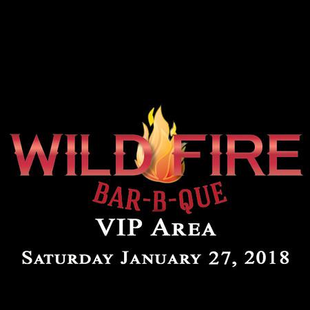 Wildfire BBQ VIP 1/27