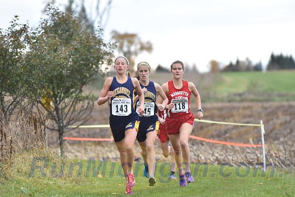 2016 MHSAA Upper Peninsula XC Finals - October 22,
