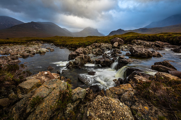 Stream at Sligachan