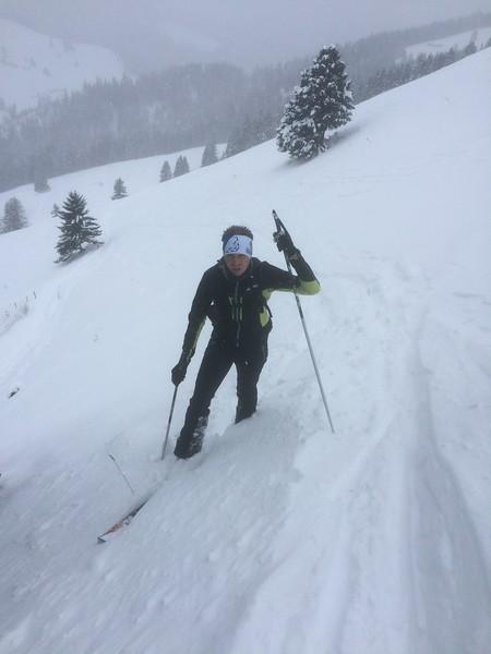 Ski Alpinisme Sortie