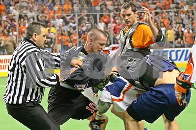 5/10/2008 - NLL EAST Playoff Finals - New York Titans vs. Buffalo Bandits - HSBC Center, Buffalo, NY