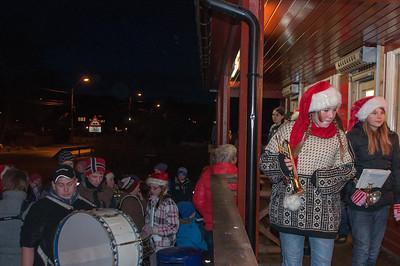 Jul på GoBiten i Vennesla 2011