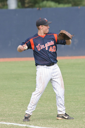 2007-09-21: UVA vs. Ontario Blue Jays