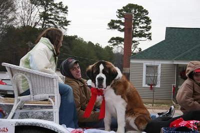 12-14-2008 Christmas Parade Ware Shoals South Carolina