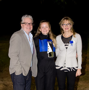 Senior Night Family Pictures