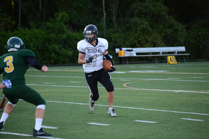JV Sep 7 vs North Harford