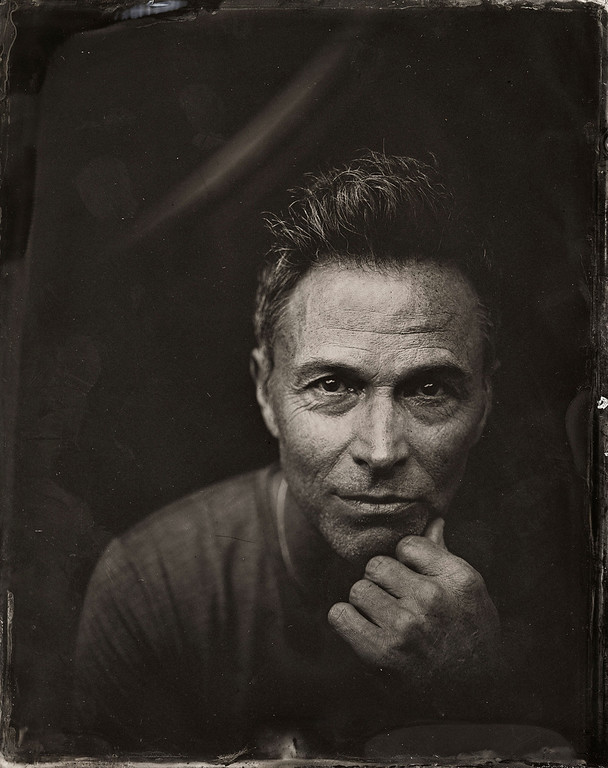 . Tim Daly poses for a tintype (wet collodion) portrait at The Collective and Gibson Lounge Powered by CEG, during the 2014 Sundance Film Festival in Park City, Utah. (Photo by Victoria Will/Invision/AP)