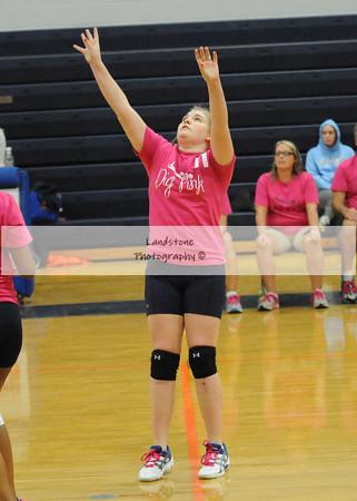 Delmar Varsity Volleyball vs Milford