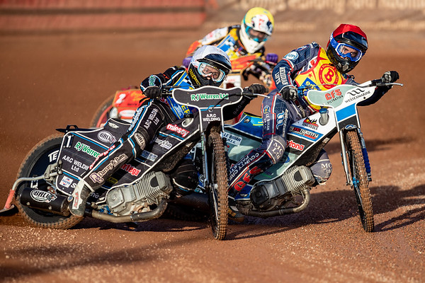 Birmingham Brummies vs Sheffield Tigers Championship - June 5th 2019
