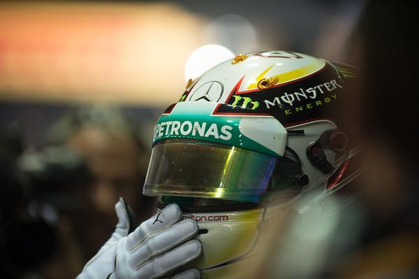 2014 Singapore F1 Grand Prix