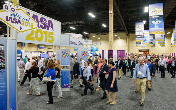 IASA 2015 Education Conference & Business Show