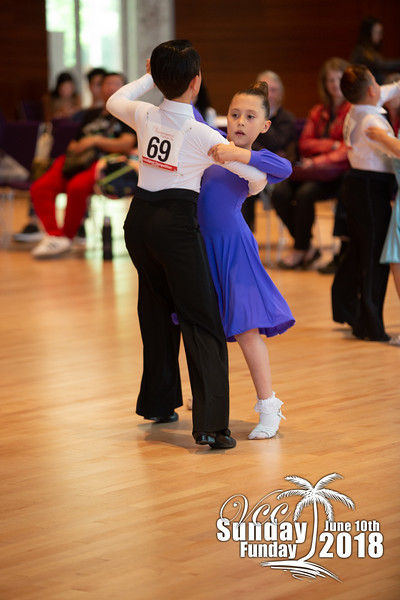 Youth and Younger: Ballroom