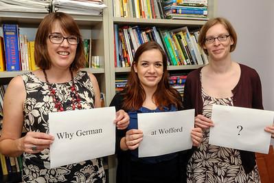 German Dept Trio