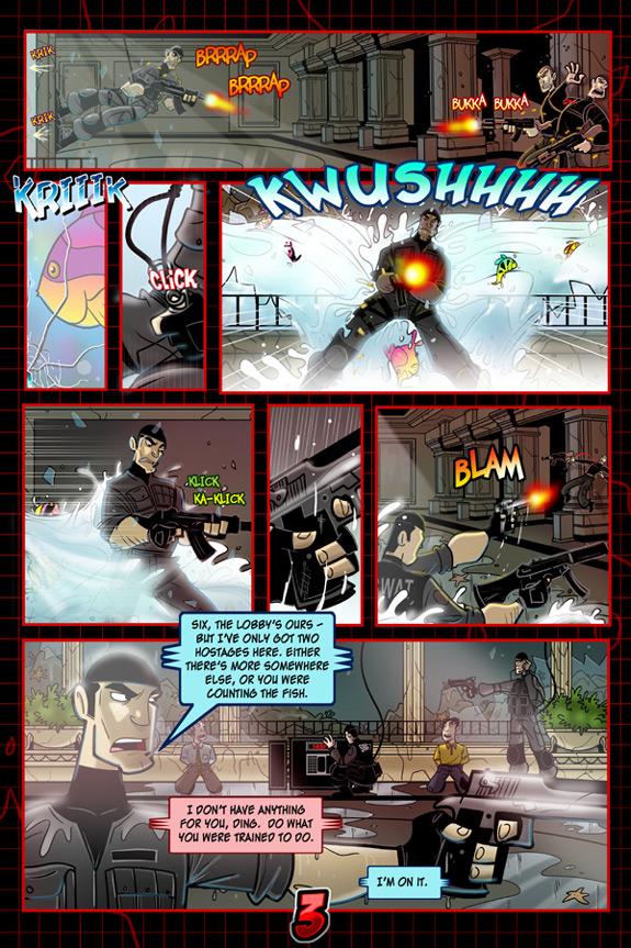 Rainbow Six 3 Page 3