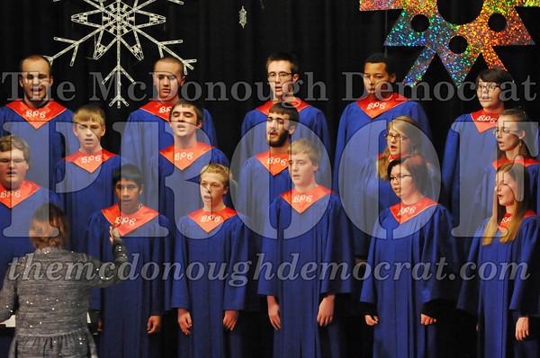JH-HS Chorus Christmas Program 12-15-13