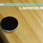 SKU: L-MIRROR/MO/25, Φ25mm Molybdenum Plated Laser Reflecting Mirror for CO2 Laser Beam