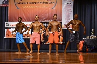Men's Open Physique Finals