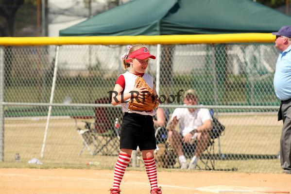 Rangers vs Hot Stuff April 4, 2009