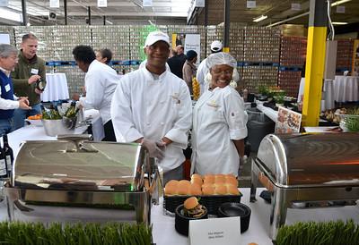 Freestore Foodbank annual meeting 2014