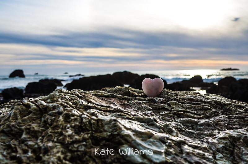 Love on Guard - Small Metal