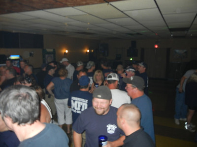 MUG NIGHT NEW MINERSVILLE FIRE HOUSE 8-25-2011 PICTURES BY COALREGIONFIRE