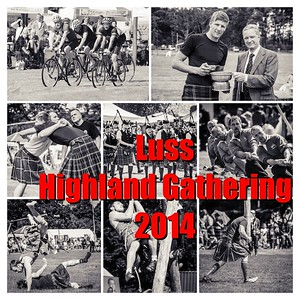 The 2014 Luss Highland Games