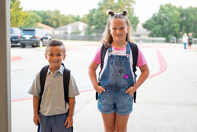 2019 First Day of School
