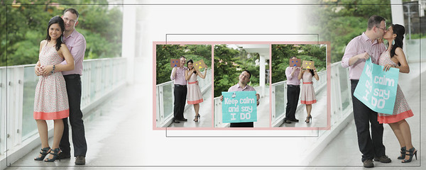 Jacques & Anna Lynne | Sigbook Layout