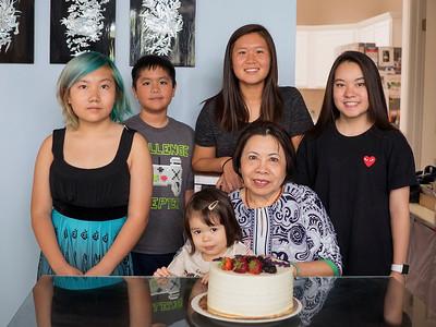 Hoa Huynh 66th Birthday