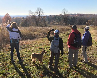 October 2 Saturday Hike
