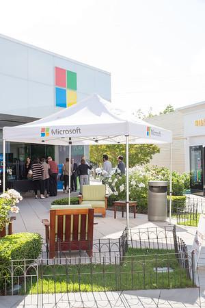051315 San Rafael Chamber Mixer @ Microsoft