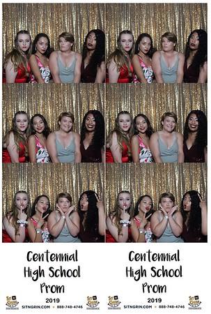 Centennial High School Prom
