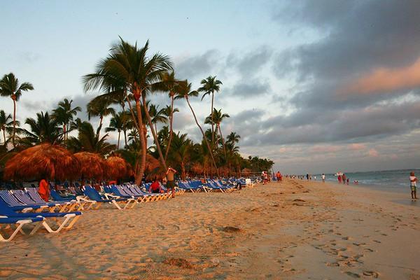 Bahia Principe,  Dominican Republic - February, 2009