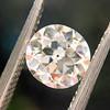 .85ct Old European Cut Diamond, GIA J VS2 18