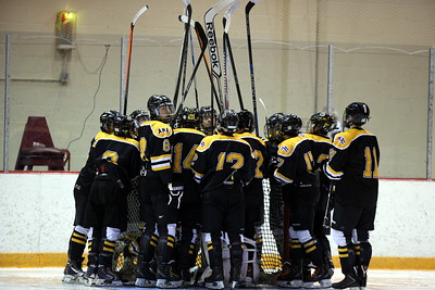 Game 3 - Arvada Hockey Club Vs Montgomery Blue Devils