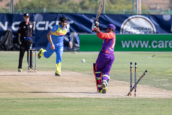 European Cricket League 19 Day 2