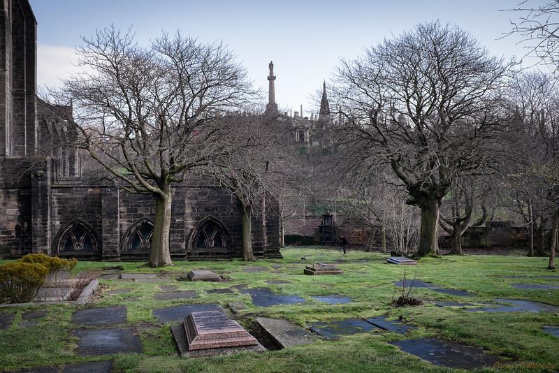 Gloomy Graveyard