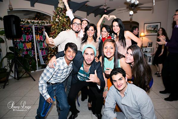 Nina's New Year 2012
