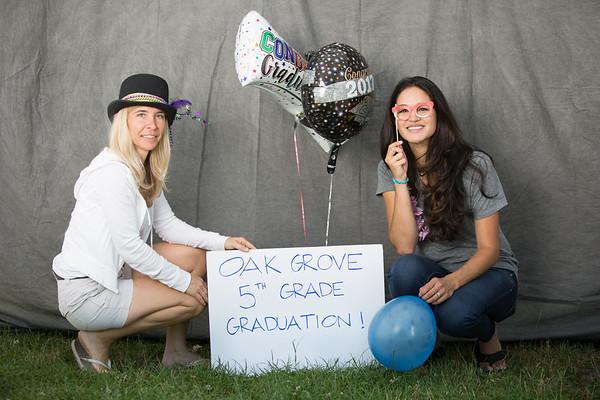 2017 5th Grade Graduation Party