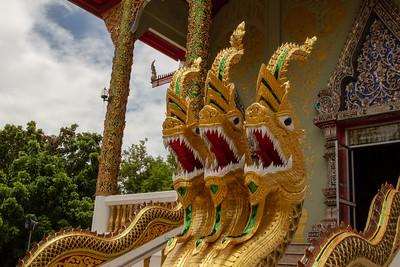 Wat Phrathat Doi Saket Temple