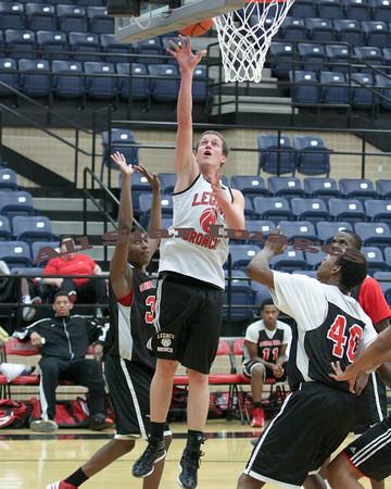 Legacy Basketball 2012 - 13