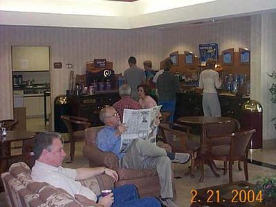 Deacon Retreat 2004