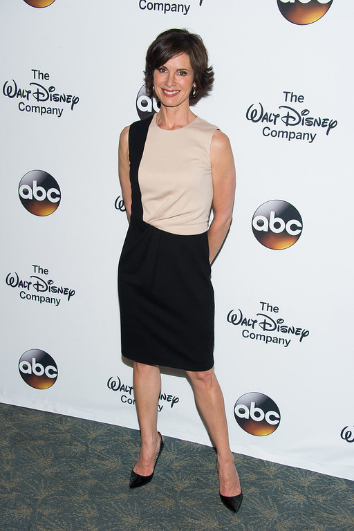 . Elizabeth Vargas attends A Celebration of Barbara Walters at the Four Seasons Restaurant on Wednesday, May 14, 2014 in New York. (Photo by Charles Sykes/Invision/AP)