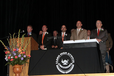 2016 Llano High School Graduation