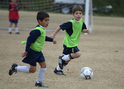 St Clare Boys Soccer - 1G