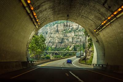 Colorado - Glenwood Canyon - Roadtrip